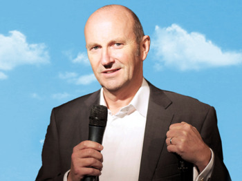 Happyness Inverness Comedy Festival 2013: Fred MacAulay picture