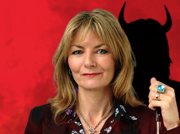 Better The Devil You Know: Jo Caulfield picture