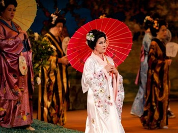 Madam Butterfly: Grand Opera Of Belarus picture