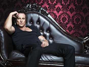 Daniel Powter artist photo