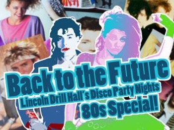 Back To The Future: '80s Party Night!: The Love Boat Captains picture
