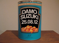 Damo Suzuki artist photo