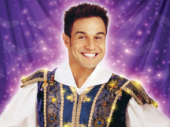 Cinderella: Chico, Kevin Johns, Mike Doyle, Qdos Pantomimes picture