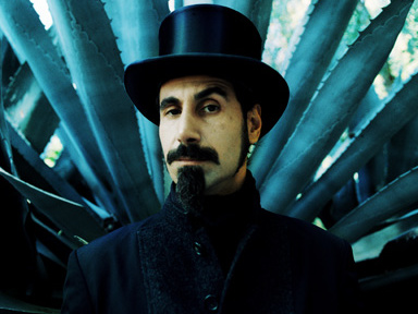 Serj Tankian artist photo