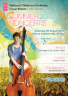 Flyer thumbnail for The National Children's Orchestra Of Great Britain: Main Orchestra Summer Concert: National Children's Orchestra Of Great Britain