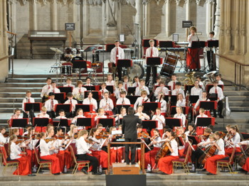 National Children's Orchestra Of Great Britain picture