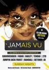 Flyer thumbnail for Jamais Vu Party: Fabio