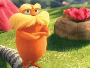 Film promo picture: The Lorax
