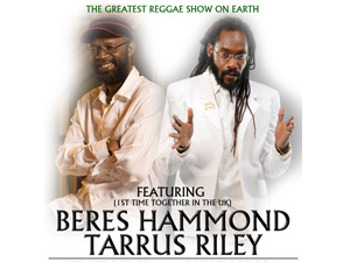 The Greatest Reggae Show on Earth Part 2: Beres Hammond + Tarrus Riley + Romain Virgo + Alborosie picture