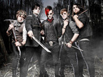 Fearless Vampire Killers artist photo