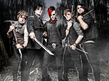 Fearless Vampire Killers + The Dead Lay Waiting + Sondura + Broken City Saints picture