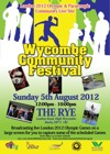 Flyer thumbnail for Wycombe Community Festival: Wycombe Steel Orchestra