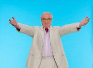 Rogues On The Road: Henry Blofeld, Peter Baxter artist photo