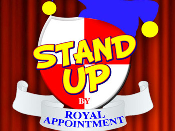 Stand Up By Royal Appointment: Omid Djalili, Jarred Christmas, Rob Beckett picture