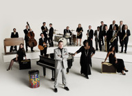 Jools Holland & His Rhythm And Blues Orchestra artist photo