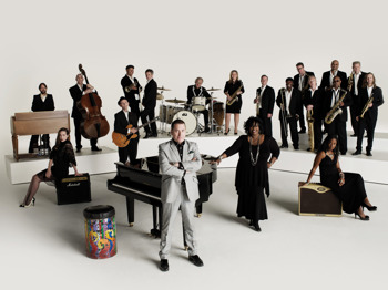 Jools Holland & His Rhythm And Blues Orchestra + Melanie C + Gilson Lavis + Ruby Turner + Louise Marshall picture