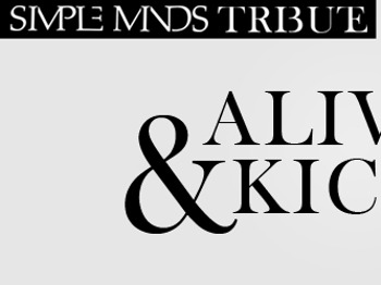 Simple Minds Tribute: Alive & Kicking picture