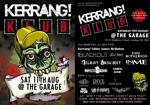 Flyer thumbnail for Cba Events Presents - Kerrang! Klub: The Blackout (DJ Set) + James McMahon + Dave McPherson (InMe) + Silent Descent + Hopeless Heroic + Chaos Theory + Dive Bella Dive + Never Means Maybe + Neonfly + Criminal Records DJs + Adelaide + Gareth Angel + Sight of Emptiness