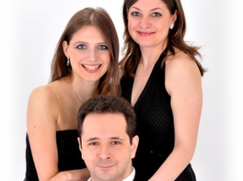 Erato Piano Trio artist photo