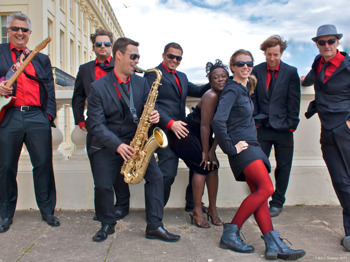 South Coast Soul Revue artist photo