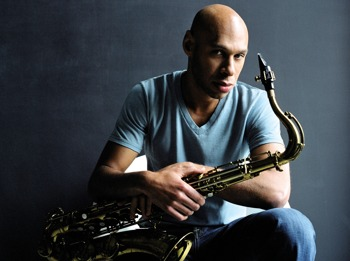 Joshua Redman artist photo