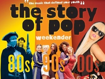 The Story Of Pop Weekender At Belushi's London 16th-19th August picture