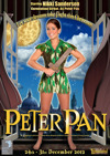 Flyer thumbnail for Peter Pan: Nikki Sanderson, Dawn Bellamy, Joe Chambers, David McClelland