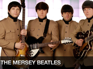 The Mersey Beatles artist photo