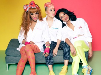 Stooshe + Tich picture