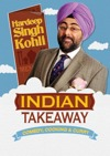 Flyer thumbnail for Indian Takeaway - An Evening Of Comedy, Cooking And Curry: Hardeep Singh Kohli