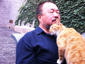Film promo picture: Ai Weiwei: Never Sorry