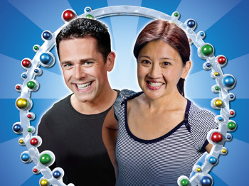 Chris And Pui Roadshow: Chris Jarvis, Pui Fan Lee picture