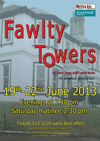 Flyer thumbnail for Fawlty Towers 4 : Whitley Bay Theatre Company