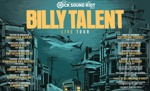 Flyer thumbnail for Rock Sound Riot Tour 2012: Billy Talent