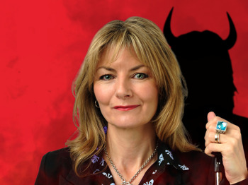 99 Club Leicester Square View: Jo Caulfield, Ian Stone, Suzi Ruffell, Mowten picture