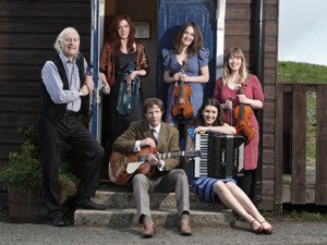 Kathryn Tickell Band artist photo