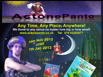 Follow The Yellow Brick Road: Actonepanto picture