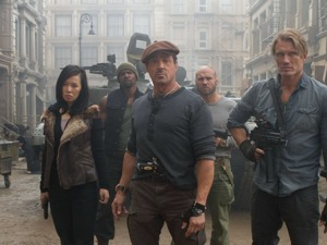 Film promo picture: The Expendables 2