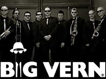 Big Vern & The Shootahs + Whambam Rocketman picture