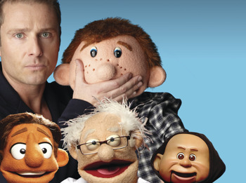 Paul Zerdin picture