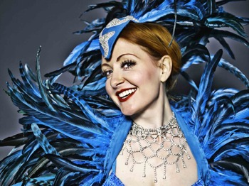 Miss Nightingale – The Burlesque Musical: Amber Topaz, Ilan Goodman picture