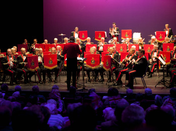Christmas Concert: The Royal Marines Association Concert Band picture