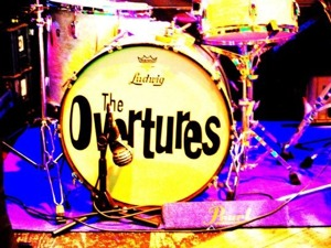The Overtures artist photo