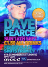 Flyer thumbnail for Dave Pearce Dance Anthems: Dave Pearce