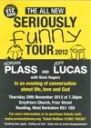Flyer thumbnail for Seriously Funny: Jeff Lucas, Adrian Plass