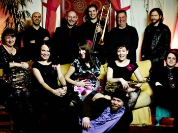 Orchestre Ruffanti artist photo