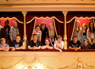 The Addams Family: City Varieties Youth Theatre artist photo