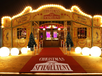 Christmas At The Spiegeltent venue photo