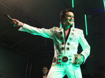 New Year's Eve With Elvis (tribute)!: Ben Portsmouth picture