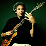 Flyer thumbnail for Live Lounge Series - Dinner & Live Music in the intimate Cafe Guildhall: John Etheridge